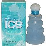 Samba Ice by Perfumers Workshop For Women. Eau De Toilette Spray 3.3 Ounces