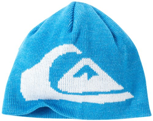 Quiksilver Snow Boys 2-7 Westridge Kids Beanie, Brilliant Blue, One Size