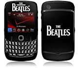 MusicSkins The Beatles - Logo Skin for BlackBerry Curve 8520/8530