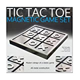 Magnetic Tic Tac Toe Board Game - Family Game Night