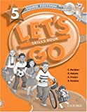 img - for Let's Go 5 Skills Book with Audio CD (Let's Go (Oxford)) book / textbook / text book