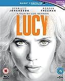 Lucy [Blu-ray] [2014] [Region Free]
