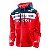 Honda Men's long-sleeved hoodies