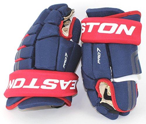 Easton-Pro-7-Senior-Hockey-Gloves-13-Inch-NavyRedWhite