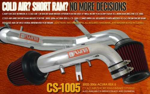 Cold Air Inductions Inc 501-0519-39-B Cold Air Intake System