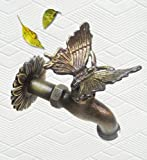 Solid Brass Butterfly Faucet