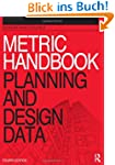 Metric Handbook: Planning and Design...
