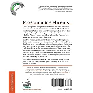 Programming Phoenix: Prod Livre en Ligne - Telecharger Ebook