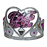 Amscan International Girls Night Out Tiara Bride to Be Flashing