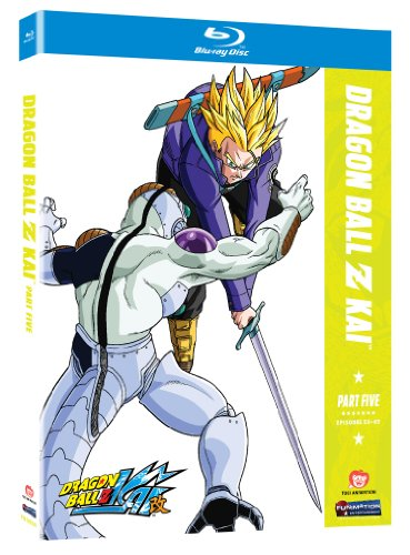dragon ball kai part 4. Dragon Ball Z Kai: Part Five
