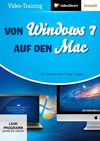 Von Windows 7 auf den Mac