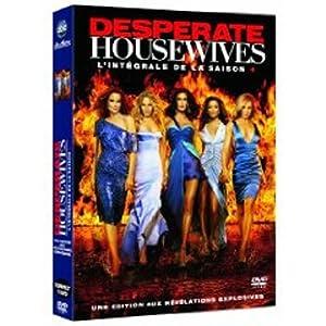 Desperate Housewives: L'intégrale de la saison 4 [Import belge]