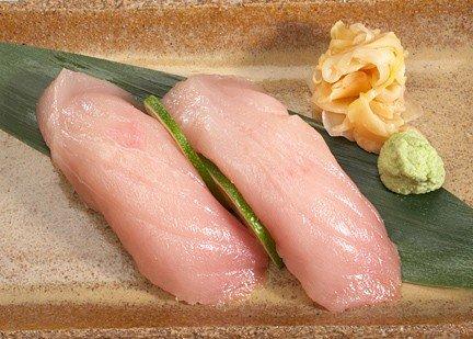 Frozen Sashimi Grade Albacore Fillets (Shiro Maguro) - Two ~1.5lb Pieces