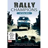 Rally Champions Of The 80s [DVD]