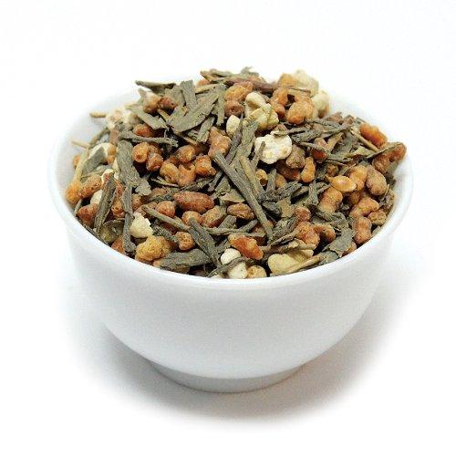 Genmaicha Green Tea - Loose Leaf From 100% Nature (4 Oz)