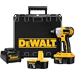 DEWALT DC823KA 18-Volt 3/8-Inch Impac...