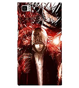 PRINTSHOPPII SUPERBOY Back Case Cover for Xiaomi Redmi Mi3::Xiaomi Mi 3