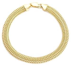 Bracelet - Femme - Or jaune (9 carats) 3.3 Gr