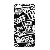 VANS OFF THE WALL アート ハードケース iPhone 5/5S ケース,VANS ケース ノンスリップ性と耐久性
