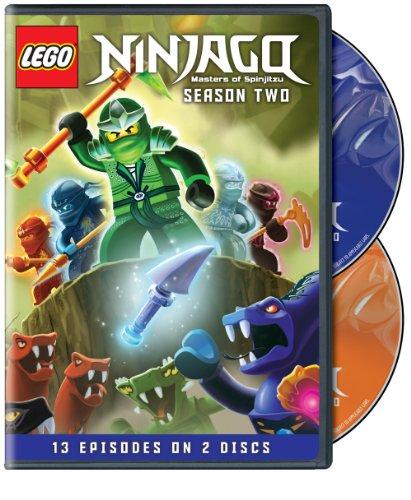Ninjago Lego Videos