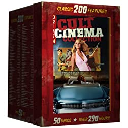 Drive-In Cult Classics Collection - 200 Film Set