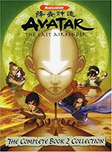 Avatar: The Last Airbender - The Complete Book Two Collection from Nickelodeon