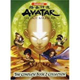 Avatar: The Last Airbender - The Complete Book Two Collection ~ Zach Tyler
