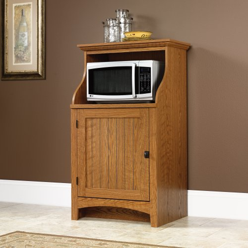 kitchen storage cabinet microwave stand low price