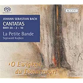 "O Ewigkeit, du Donnerwort, BWV 20 : Part II Recitative ""Verlass, o Mensch! die Wollust"""