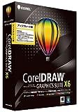 CorelDRAW Graphic Suite X6 アップグレード版