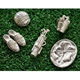Bag of Golf Pocket Charms