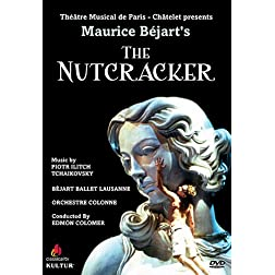 Maurice Bejart's the Nutcracker: Bejart Ballet Lausanne