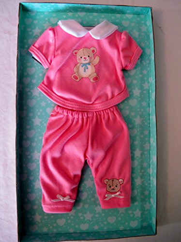 Rock-A-Bye Regular Doll Fashion Outfit - Printed - 1