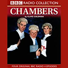 Chambers (       UNABRIDGED) by Clive Coleman Narrated by John Bird, James Fleet, Sarah Lancashire