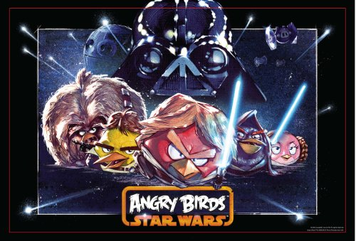 Angry Birds Star Wars Super 3D 150 pc Puzzle