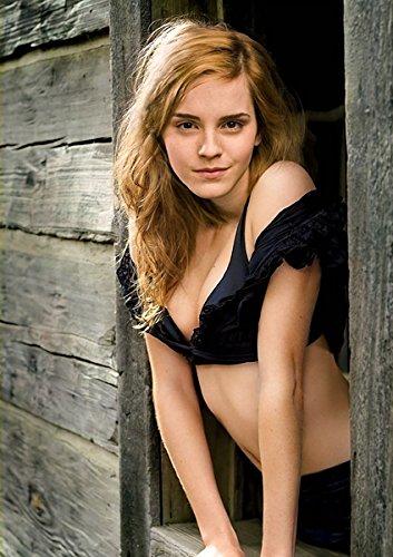 エマ・ワトソン ポスター 42x30cm 【並行輸入品】 エマ・ワトソン ハーマイオニー Harry Potter Hermione Emma Watson