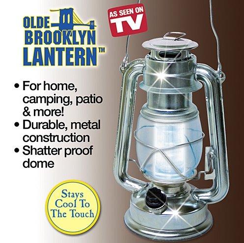 Telebrands Olde Brooklyn Lantern