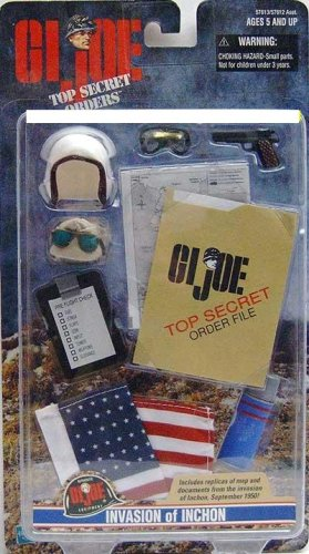 "G.I. Joe Invasion of Inchon Accessory Set for 12"" Figure - 1"