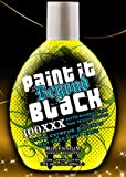 Millenium Tanning Paint it Beyond Black Millenium Bronzer, 100 XXX, 13.5 Ounce