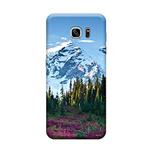 iCover Premium Printed Mobile Back Case Cover With Full protection For Samsung S7 Edge (Designer Case)