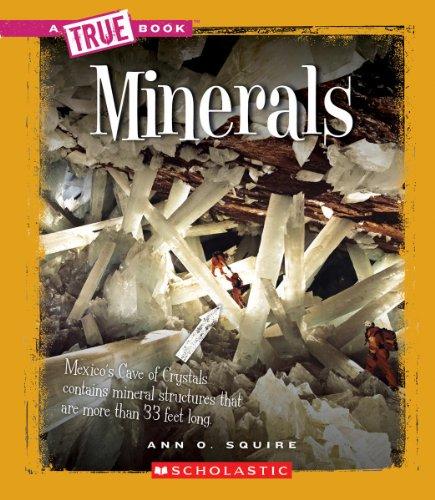Minerals (True Books)