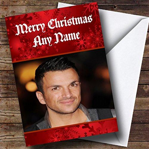 Peter Andre Ali-Biglietto di auguri di Natale