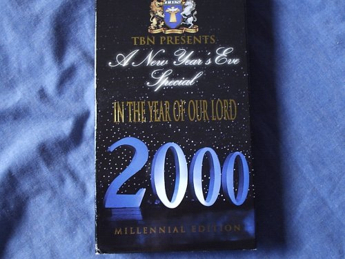 Trinity Broadcasting Network New Year's Eve Special 2000 VHS Millennial Edition