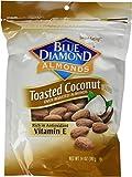 Blue Diamond Almonds Oven Roasted Toasted Coconut, 14 Ounce