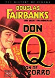 Douglas Fairbanks - Don Q, Son of Zorro