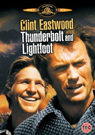 Thunderbolt & Lightfoot [DVD] [1974]