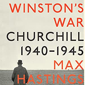Winston's War Audiobook