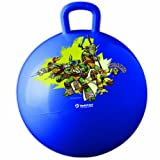 Ball Bounce And Sport Toys Teenage Mutant Ninja Turtles Hopper (Styles And Colors May Vary)