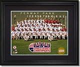ボストン・レッドソックス 2007年ワールドシリーズ制覇記念 MLBフォト