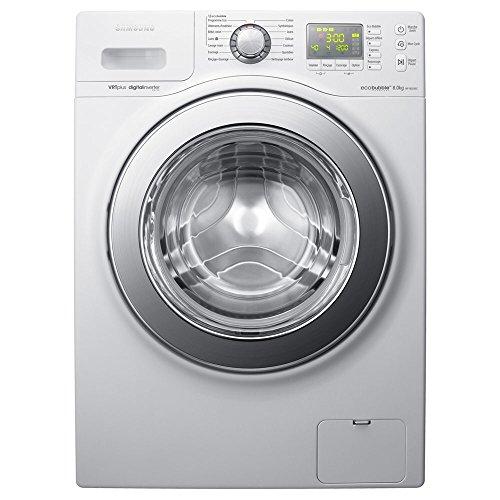 Samsung WF1802WFWS - Eco Bubble 8kg 1200rpm Washing Machine White